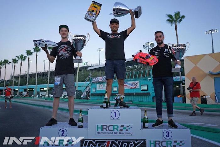 Matsukura è il nuovo campione mondiale 1/10 nitro