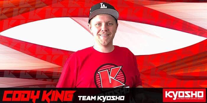 Cody King ritorna alle competizioni RC!