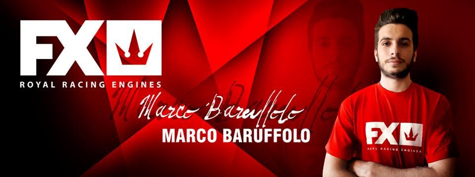 Marco Baruffolo firma con FX Engines