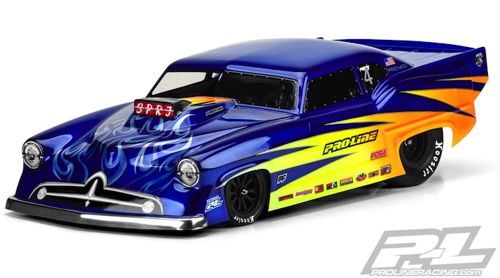 ProLine: Octane, Super J & Hoosier Slick Drag Racing Bodies