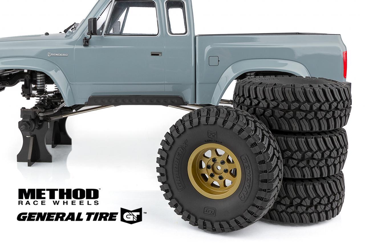 Element RC: Enduro Sendero Trail Truck 4WD RTR - Hobbymedia