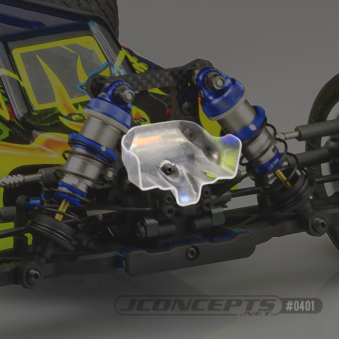 JConcepts: B74 Aero Front Scoop