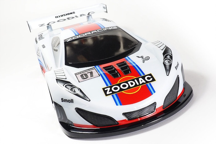 ZooRacing: Carrozzeria Zoodiac 190mm GT