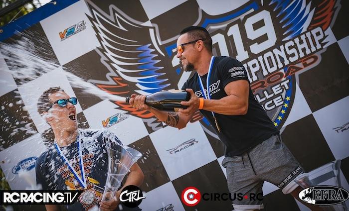 Dario Balestri è il nuovo campione europeo!