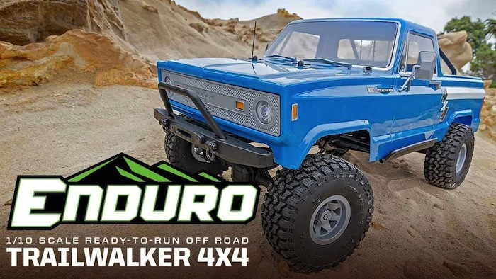 Element RC: Enduro Trailwalker 4x4 - Ready To Run