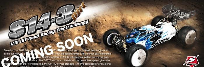 Sworkz: S14-3 Dirt - Teaser della nuova Buggy elettrica!